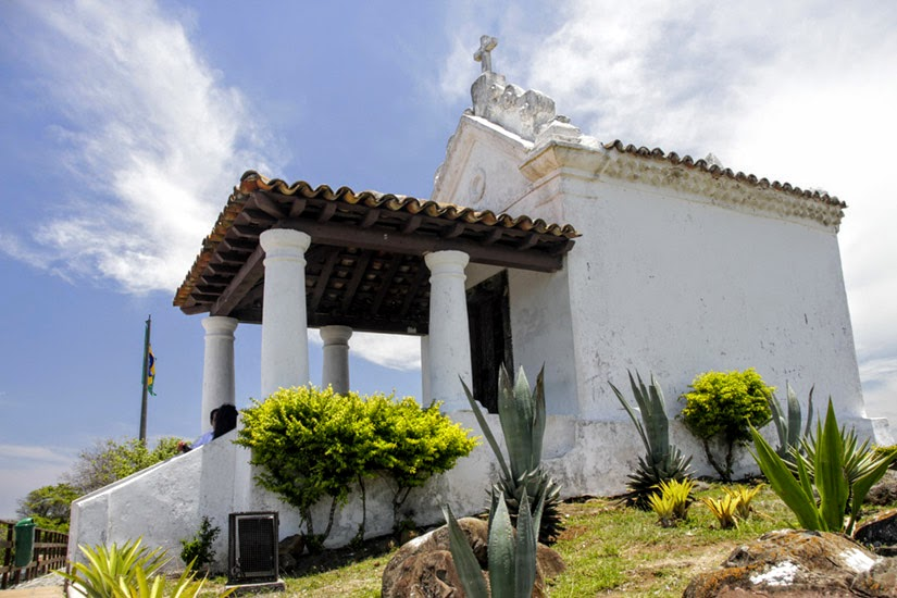 O que fazer em Cabo Frio - Capela Nossa Senhora da Guia