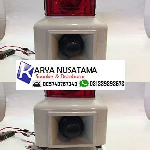 Jual Lampu MSGS 5 Suara Lampu Sirine 320-RYG 220V di Jakarta