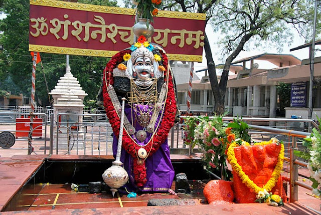 Lord Shukra Graha Hd: Shani Shingnapur, A Lockless Village Where God Is Guardian
