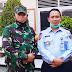 Sertu Juyono Adakan Pembinaan Fisik, Mental dan Wawasan Kebangsaan Rutan Kelas IIB, Garut Provinsi Jawa Barat