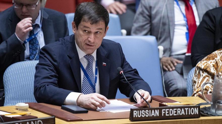 Rusia advierte contra políticas provocativas de EEUU hacia Irán