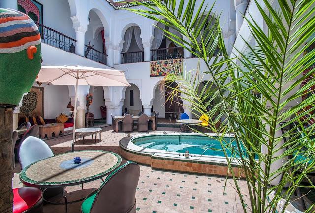 Riad Ka, Marrakech