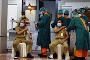 Vaksinasi Tahap II, Jateng Targetkan 450 Ribu Pelayan Publik
