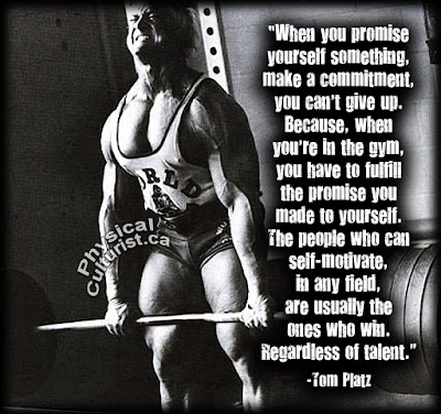 Quotes of Gym