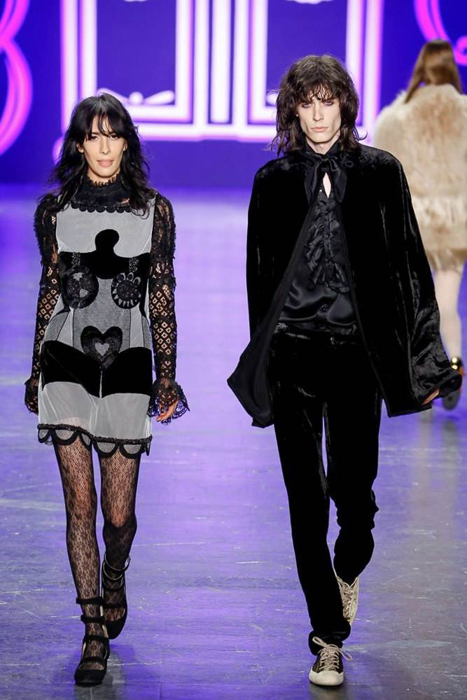 Anna Sui Fall/Winter 2016/17