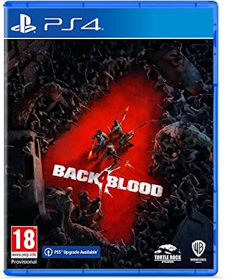 Back 4 Blood joué sur PS4