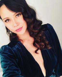 Canadian singer, & actress Melissa O'Neil