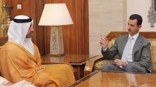 صحيفة عربية..الإمارات قدمت مساعدات مالية بأشكال مختلفة لنظام الأسد