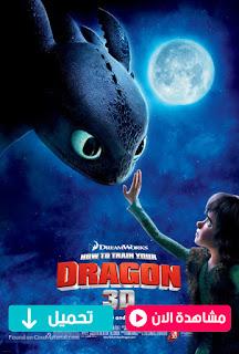 مشاهدة وتحميل فيلم كيف تروض تنينك How To Train Your Dragon 2010 مترجم عربي