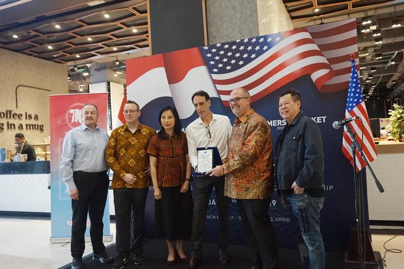 perwakilan-perwakilan negara indonesa-amerika, usa fair 2019