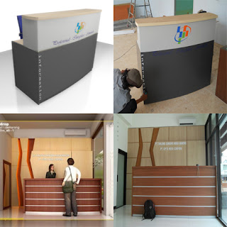 Desain Dan Produksi Furniture Interior Kantor + Furniture Semarang