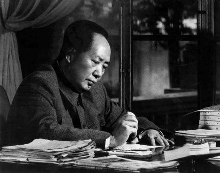 Mao Zedong. medium.com via sosok.id