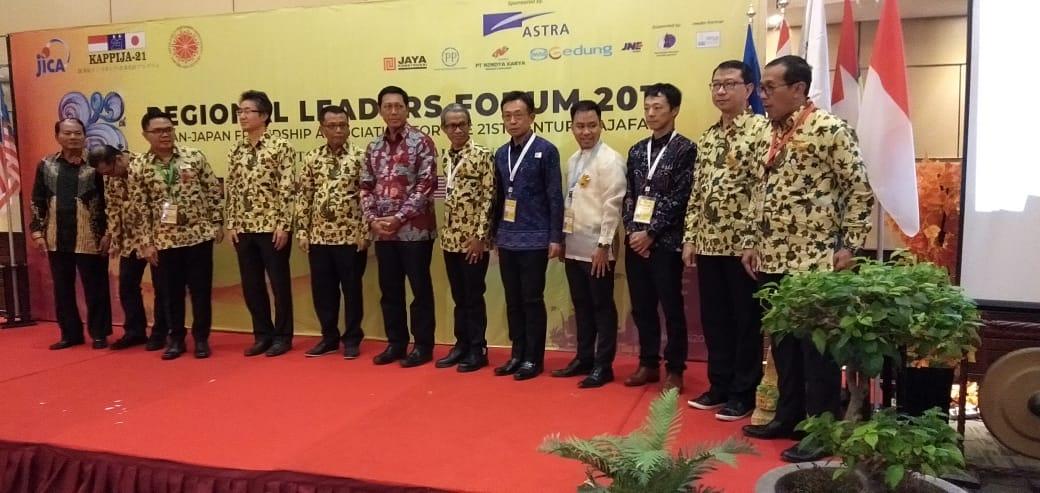 150 Peserta Dari  Jepang Dan Kawasan Asean Hadiri Forum Pemimpin Di Bali