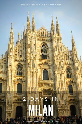 2 Days in Milan Italy