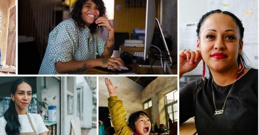 GOOGLE: El gigante de internet financiará proyectos innovadores que apoyen a mujeres y niñas - www.google.org