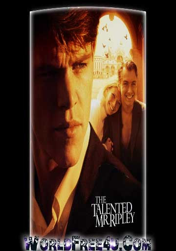 Poster Of The Talented Mr. Ripley (1999) Full Movie Hindi Dubbed Free Download Watch Online At worldfree4u.com