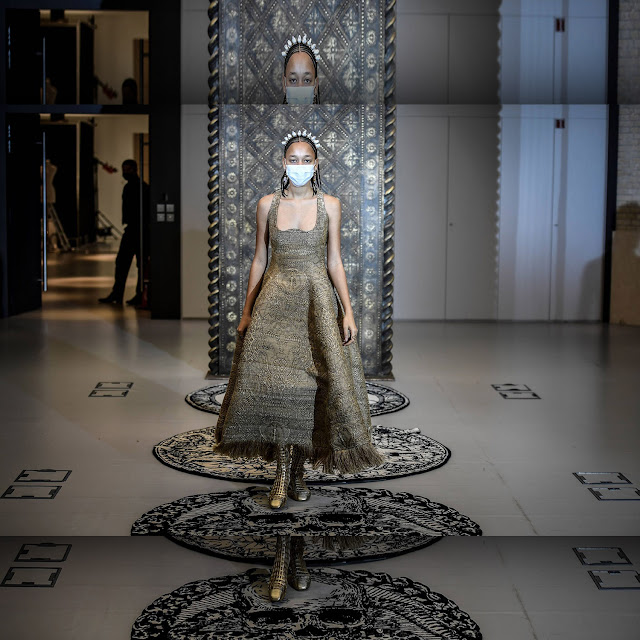 Dior Couture Summer 2021 by RUNWAY MAGAZINE