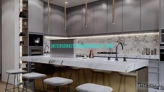 Jasa Tukang Kitchen Set Di Surabaya