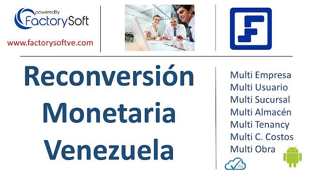 Reconversión Monetaria Venezuela 2021