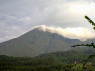 Jalur Pendakian Gunung Endut