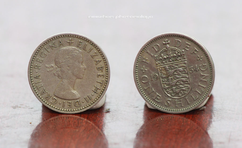 Duit Great Britain 1 Shilling 1954