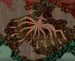 Monster ekor sepuluh, Jubbi, Naruto Shippuden