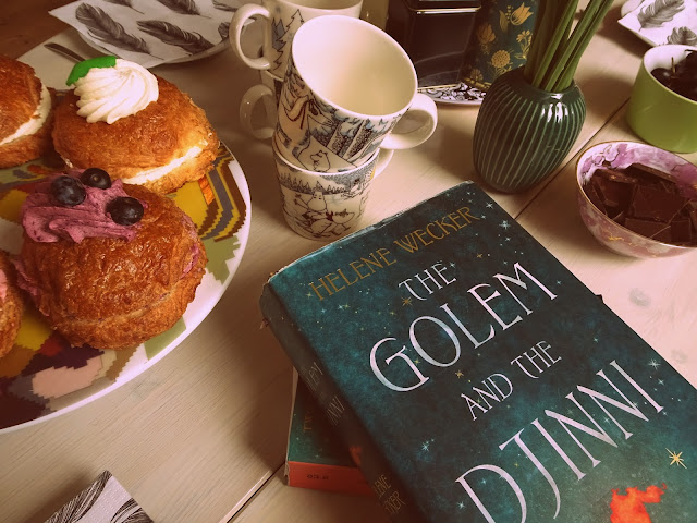 The Golem and the Djinni af Helene Wecker