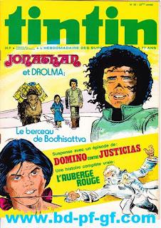 Périodiques Tintin
