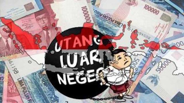 Ternyata Pemerintah Indonesia Bayar Bunga Utang 3 Kali Lipat Dari Pemerintah Jepang...!!!