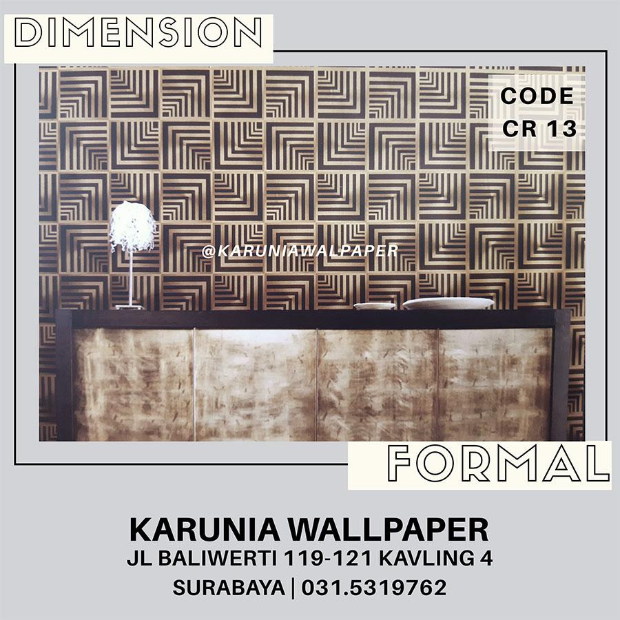 jual wallpaper dinding aksen minimalis surabaya