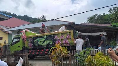 4 Kelurahan di Pulau Lembeh Terima Bantuan Bedah Rumah Dari PUPR