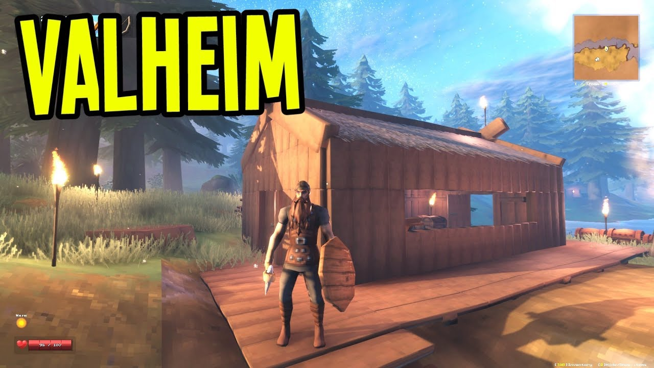 Valheim: Table for Cheat Engine [UPD: 11.02.2021]