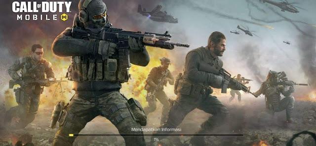 Call of Duty Mobile Mendapatkan Informasi
