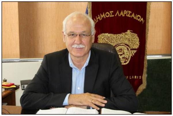 Το Σάββατο η ορκωμοσία του δημάρχου Απ. Καλογιάννη και των αιρετών του Δήμου Λαρισαίων