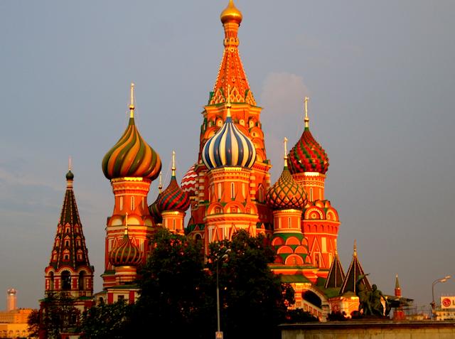 "Volta ao mundo pelas cidades de ""La Casa de Papel"" - Moscou"