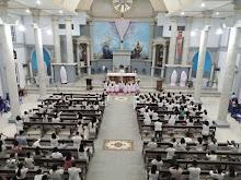 Misa Kamis Putih, Pastor Paroki Tual Minta Dukungan Doa Bagi Salah Satu Umatnya Korban Bom Depan Katedral Makassar