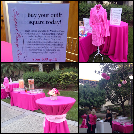 Save the Tatas! (also my last event with Orange Coast Memorial)