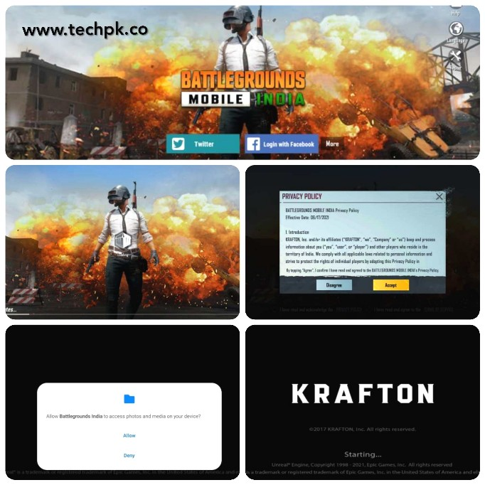 BGMI Early Access Apk Download for Android [PUBG Mobile India]