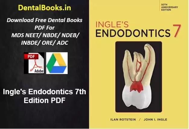Download Ingle's Endodontics 7th Edition PDF