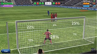 Final kick: Online football Mod Apk v7.5.5 (Unlimited MOney/Vip/Ads-Free) Android