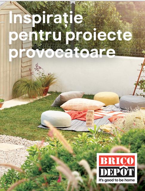 → Catalog Brico Depôt  - Inspirație pentru proiecte provocatoare