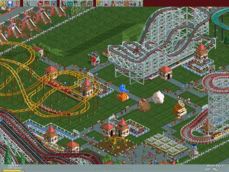 Baixar Roller Coaster Tycoon PC