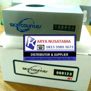 JUal Penghitung Sambaran Petir Sky Conter CCF2004 di Sumatera