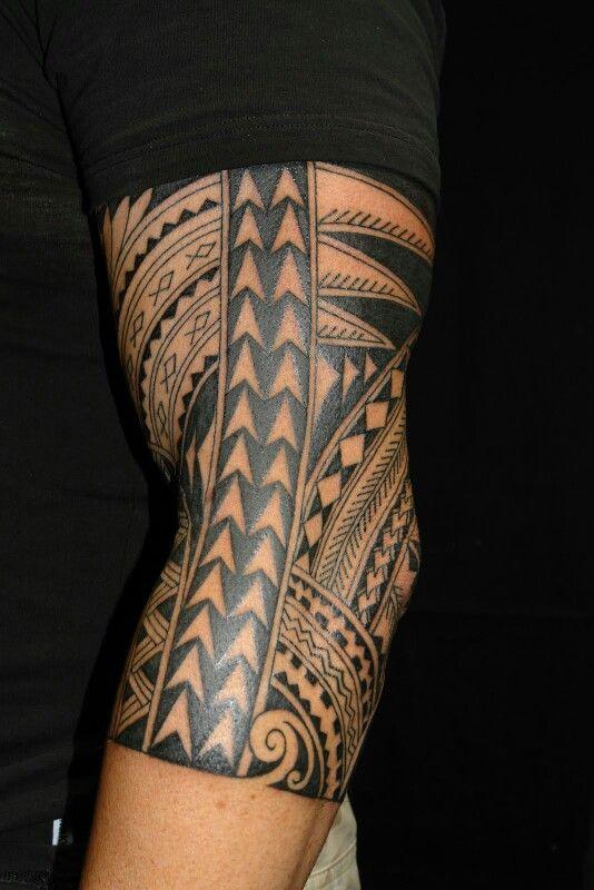 Tatuaje maori lanza de jefe