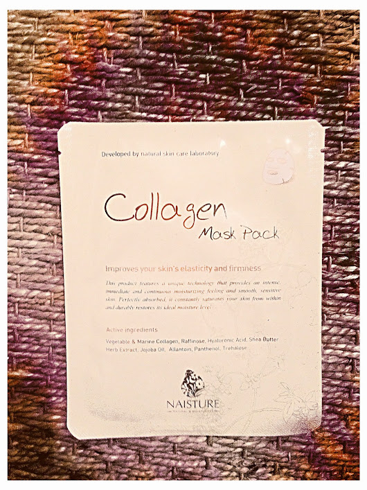 COLLAGEN PAPER FACE MASK