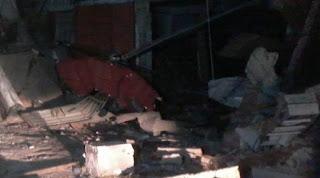 Terjadi Ledakan Besar Terjadi di Makassar
