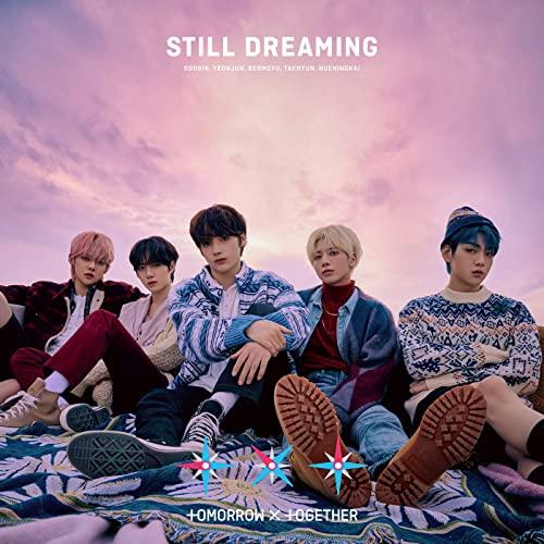 TOMORROW X TOGETHER – STILL DREAMING (1st Album)