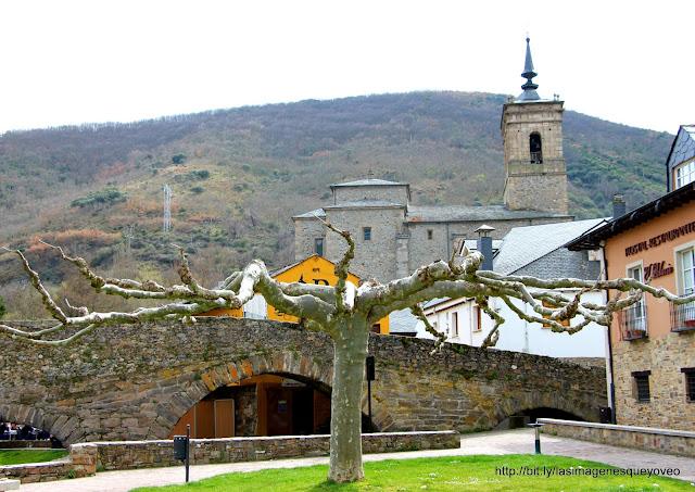 León. Camino de Santiago por tierras de León