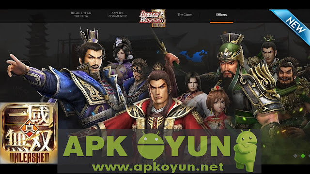 Dynasty-Warriors-Unleashed-APK-v1.0.10.3-Mega-Mod-Hile