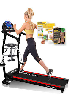 treadmill Elektrik TM 592 - 002